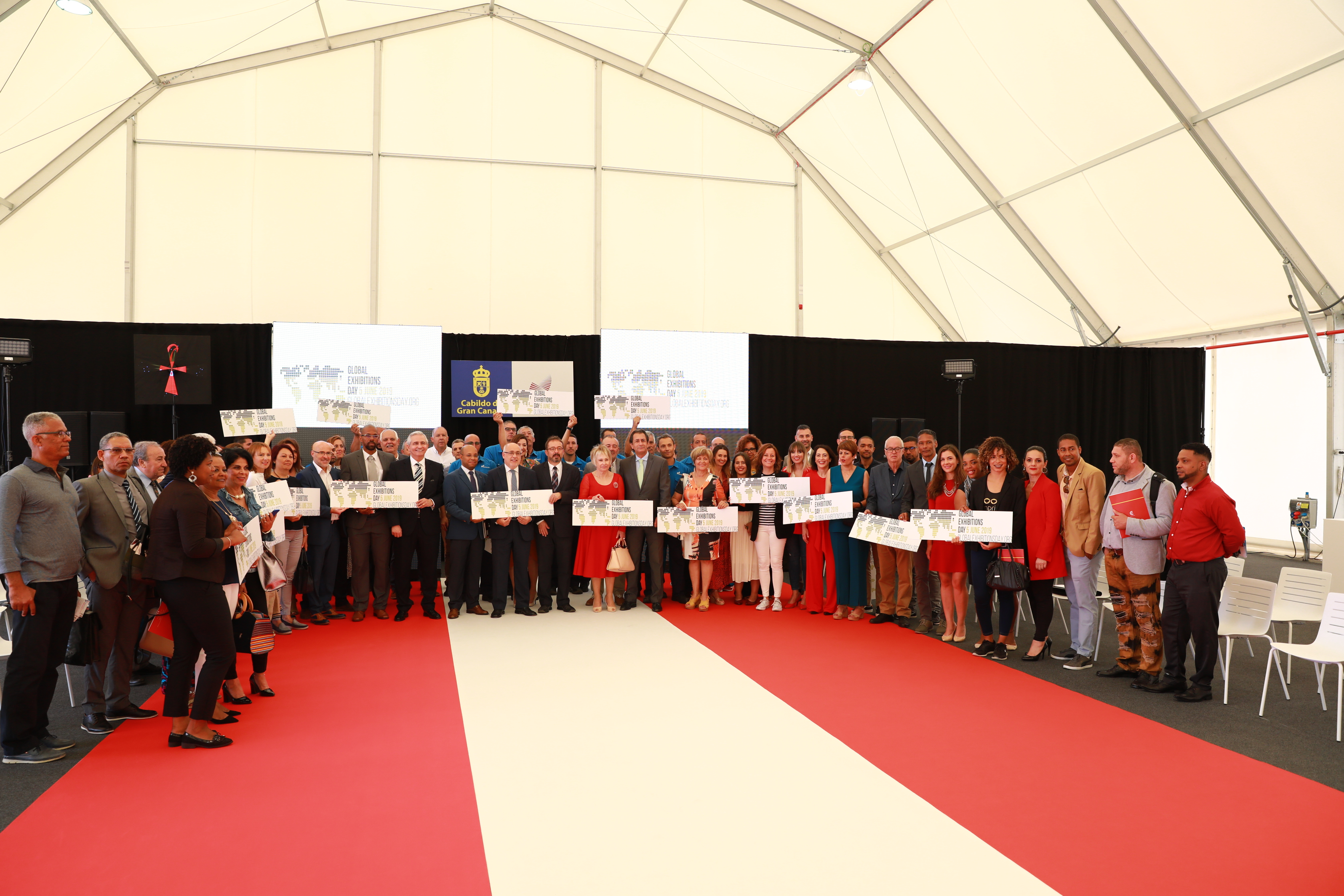 FISALDO 2019 junto al Global Exhibitions Day 2019